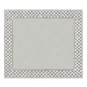 Glass Inlay Mosaic Mirror Frame