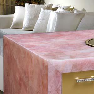 Semi Precious Stone Furniture